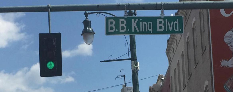 B.B. King Blvd.