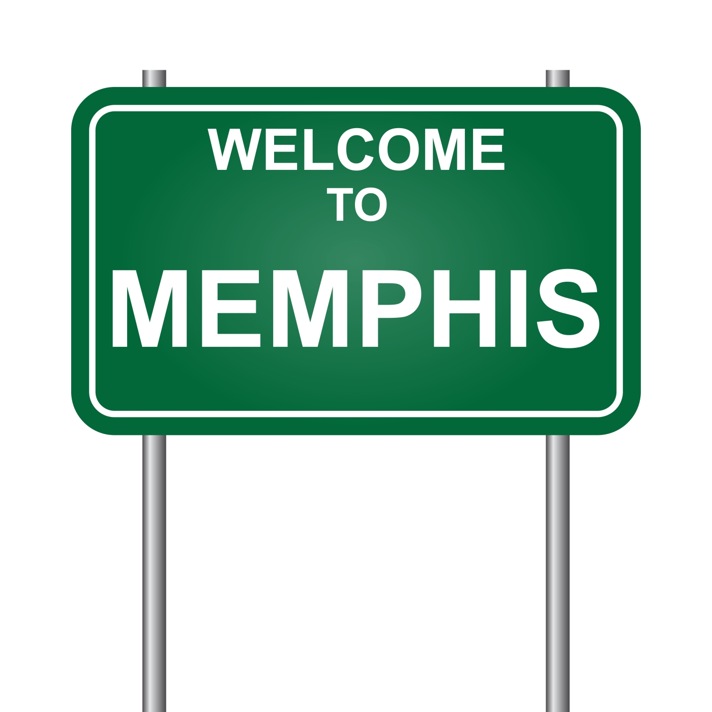 Memphis welcome